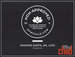 Alcohol and Addiction Support - Child Certificaiton